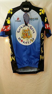 Hincapie cycling jersey Tour of Missouri Build a Bear design brand new with tags