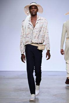 Lukhanyo Mdingi Spring-Summer 2017 - South Africa Menswear Week