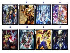 Yugioh Anime Manga Fans Apple iPad 2 3rd 4th Snap On 2D Case Black (1Pcs)