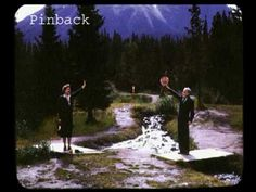 Some of the best moments I ever have in the studio happen to Pinback songs...seriously.    Artist: Pinback, Song Title: Tripoli,  Album: This Is a Pinback CD (1999),  Label: Ace Fu Records