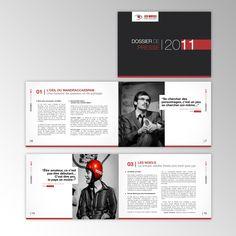 Dossier de presse 2011 Les Noeils | Agence de communication Someway