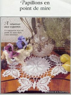 Crochet doilies from web - Barbara H. - Álbuns da web do Picasa