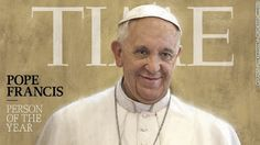 Pope Francis is 'person of the year': So what's new?