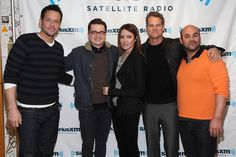 Brian Van Holt Photos: Celebrities Visit SiriusXM Studio