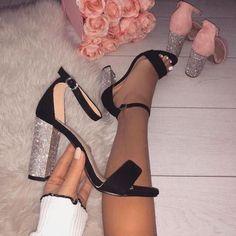 high heels – High Heels Daily Heels, stilettos and women's Shoes Prom Heels, High Heels Stilettos, Stiletto Heels, Shoes Heels, Heels Outfits, Cute Heels, Lace Up Heels, Classy Heels, Frauen In High Heels