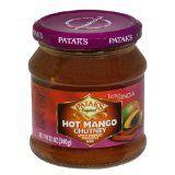 Patak  Hot Mango Chutney , 12-Ounce Bottle (Pack of 4) (Grocery)By Patak's