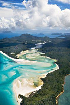 Whitehaven Beach, Queensland, AustraliaIgnacio Palacios