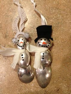 ,spoon ornaments