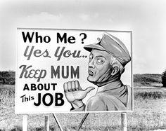 Billboard 1944 Oak Ridge