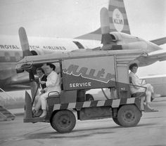 Malev Airlines service crew going to work. Anno Domini, Budapest Hungary, Going To Work, Vintage Travel, Monster Trucks, Nostalgia, Arch, Wings, Wheels