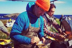 'Come with warm clothes and an appetite' … the Roots, Rants and Roars #festival in Newfoundland. #food
