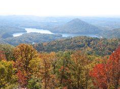 Cherokee National Forest, Ocoee, Tennessee