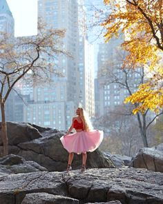 Baby pink tulle midi skirt from P.A.R.O.S.H.. manhattangirl   LIKEtoKNOW.it #fashion #ad
