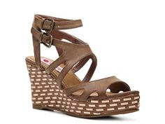 Two Lips Biscayne Wedge Sandal  $29.95 DSW