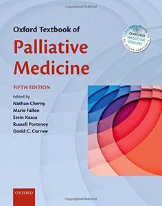Oxford Textbook of Palliative Medicine 5th Edition Pdf Download e-Book
