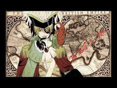 Epic Rap Battles of Hetalia 1 - England Vs America - YouTube