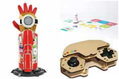 Holiday help for parents, aunts, uncles and grandparents! We found 9 fantastic, kid-approved no-screen tech and STEM toys for kids of all ages. From babies to teenagers, these toys entertain and educate...all without screens. More: CoolMomTech.com Tech gifts for kids | gamer gifts | geeky gifts | affordable holiday gifts | STEM gifts | STEM toys educational tech | gifts for children | gifts for teens | christmas gifts | Hanukkah gifts #techgifts #techtoys #educationalgifts #coolgiftsfor Cool Gifts For Kids, Gifts For Teens, Gamer Gifts, Tech Gifts, Teen Christmas Gifts, Holiday Gifts, Hanukkah Gifts, Cool Mom Picks, Tech Toys
