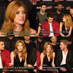 #NYCC #Shadowhunters