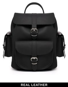 Grafea Hari Backpack in Black for my laptop!