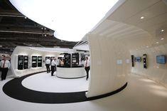 Light + Building 2014 Frankfurt – ESYLUX exhibit design