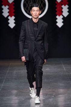 D.GNAK - Fall 2015 Menswear - Look 16 of 29