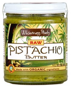 Pinterest Food Friday: Pistachio Butter