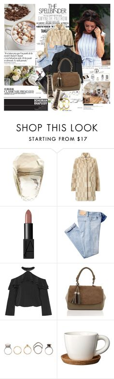 """""""Nothing is ever """"too good to be true."""" If it came into your life, it means you have earned it. Simply enjoy it."""" by mars ❤ liked on Polyvore featuring Gwyneth Shoes, Swarovski, Marella, NARS Cosmetics, Chanel, Alice + Olivia, Iosselliani, Höganäs Ceramic and Kendall + Kylie"""