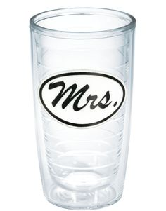 Bridal Mrs Tumblers Mugs Cups Tervis Made In America