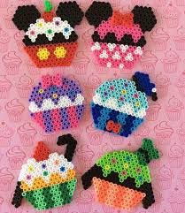 「mickey mouse perler bead patterns」の画像検索結果