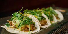 Ingrid Hoffmann's Chicharrones Fish Tacos with Chipotle Tartar Sauce | The Latin Kitchen (Desktop)