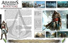 A historical journey of Edward Kenway.... Assassins Creed: Black Flag full review ...   ~Gamer And Proud