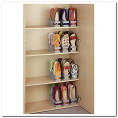 super ideas for cleaning closet organization diy Wardrobe Organisation, Closet Organization, Organizing, Clothing Organization, Organization Ideas, Storage Ideas, Closet Bedroom, Bedroom Storage, Shoe Storage Accessories