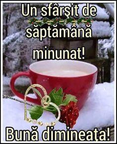 Imagini buni dimineata si o zi frumoasa pentru tine! - BunaDimineataImagini.ro Mugs, Tableware, Religion, Quotes, Good Morning, Dinnerware, Tumblers, Tablewares, Mug