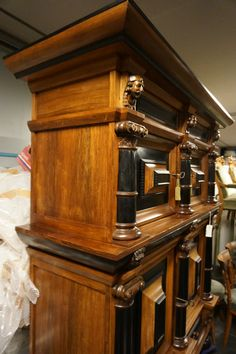 Renaissance Cabinet - 01 Cabinets - 01 Furniture - Strydhagen