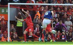 Phil Jagielka dał remis w derbach Liverpoolu • Premier League • FC Liverpool vs Everton • Wspaniały gol obrońcy Evertonu • Zobacz >>