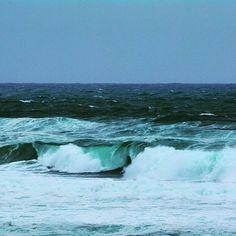 L'océan sait être très fort !!! #mimizan  #mimizanplage  #ocean  #sable  #landes  #cotedargent 😍