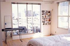 q i i i d — อพาร์ทเม้นในโตเกียว สไตล์ Loft เปลือยๆ