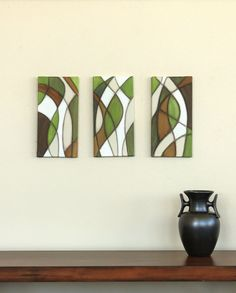 Cicada Wings Abstract Paintings