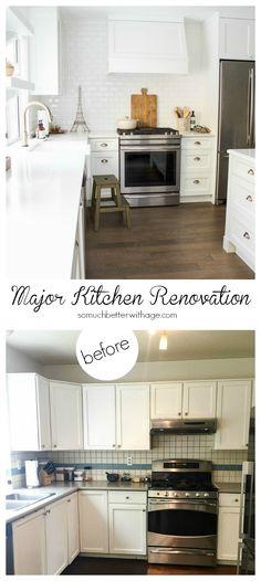 Major Kitchen Renovation