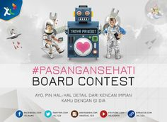 Dream Date with #PasanganSehati Board Contest!