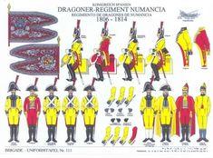 Regimiento de Caballería Dragones de Numancia