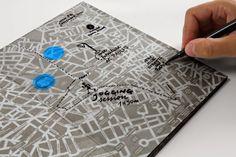 Transparent City Collection: Amsterdam, Barcelona, Berlin, Copenhagen, Hamburg, Hong Kong, London, Milan, New York, Paris, Rome, Stockholm, Sydney, Tokyo.  + info: PALOMAR SHOP TRANSPARENT CITY COLLECTION