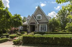 Wright Street Home - traditional - exterior - chicago - Derrick Architecture