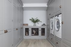 Things We Love: Humphrey Munson for Every Room Utility Room, Basement Laundry Room, Humphrey Munson, Room Design, Laundry Mud Room, Home, Utility Rooms, Laundry Room, Room