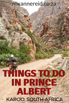 Visiting Prince Albert in the Karoo? Discover things to do in Prince Albert, from stargazing, hiking and cycling to visiting an olive farm, fig farm or cheese-making farm. Enjoy a meal in one of the Prince Albert restaurants, visit the Fransie Pienaar Museum, join a ghost walk at night, take in a show. Drive the Swartberg Pass, visit a nature reserve and stay over in one of many Prince Albert accommodation options.