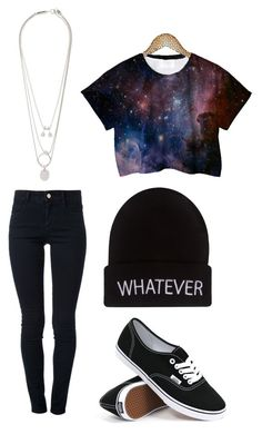 """""""Untitled #919"""" by smile-becauseyoucan ❤ liked on Polyvore featuring STELLA McCARTNEY, Wet Seal, Maison Margiela and Vans"""