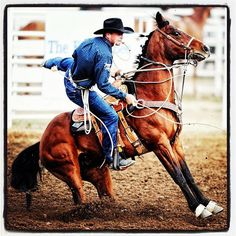 Rodeo Cowboys | Clovis 2011 #rodeo #cowboy #roper Please consider supporting my rodeo ...