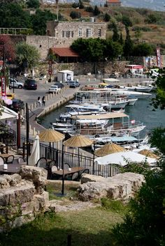 Byblos, Lebanon. Actually been to this one ♡