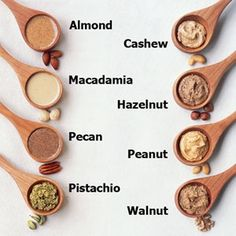 make your own nut butters.
