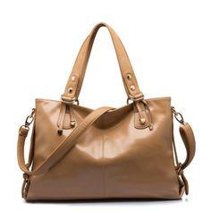 Trendy Women Handbag Vintage Women Leather Handbag Fashion Shoulder Bag Hot Women Messenger Bags New Crossbody Bag Bolsas